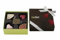 芳醇な香りと風味に満ちた珠玉のショコラ。デルレイ『バレンタイン コレクション』