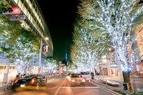 クリスマスデートにも♪2014年都内のイルミネーションスポット